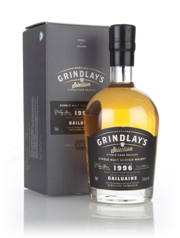 Dailuaine 19 Year Old 1996 (Scotland Grindlay) Single Malt Whisky