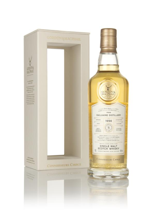 Dailuaine 19 Year Old 1998 - Connoisseurs Choice (Gordon & MacPhail) Single Malt Whisky