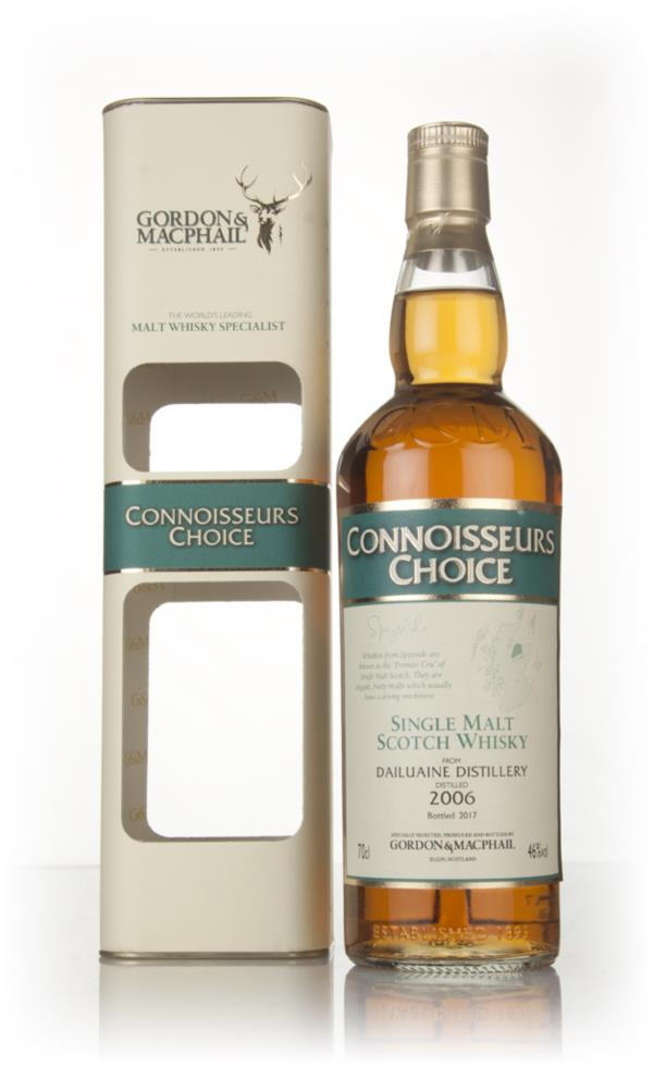 Dailuaine 2006 (bottled 2017) - Connoisseurs Choice (Gordon & MacPhail Single Malt Whisky