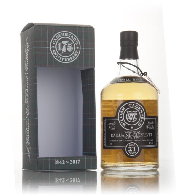 Dailuaine 21 Year Old 1996 - Small Batch (WM Cadenhead) Single Malt Whisky