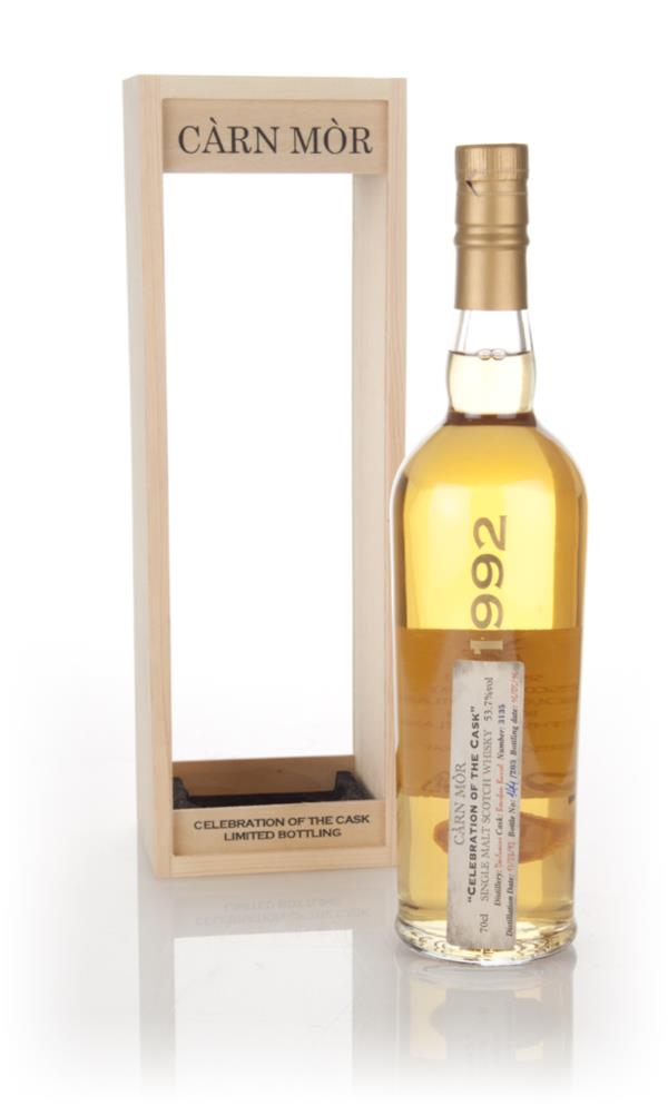 Dailuaine 24 Year Old 1992 (cask 3135) - Celebration Of The Cask (Carn Single Malt Whisky