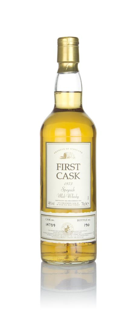 Dailuaine 30 Year Old 1973 (cask 14739) - First Cask Single Malt Whisky