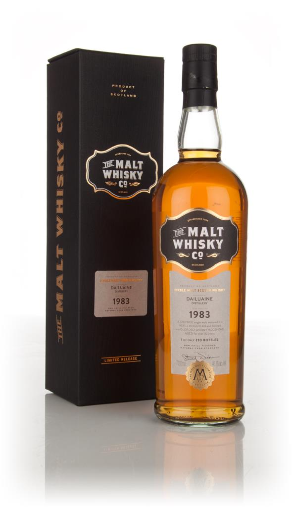 Dailuaine 32 Year Old 1983 (The Malt Whisky Company) Single Malt Whisky