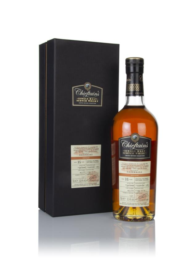 Dailuaine 35 Year Old 1983 (cask 4329) - Chieftains (Ian Macleod) Single Malt Whisky