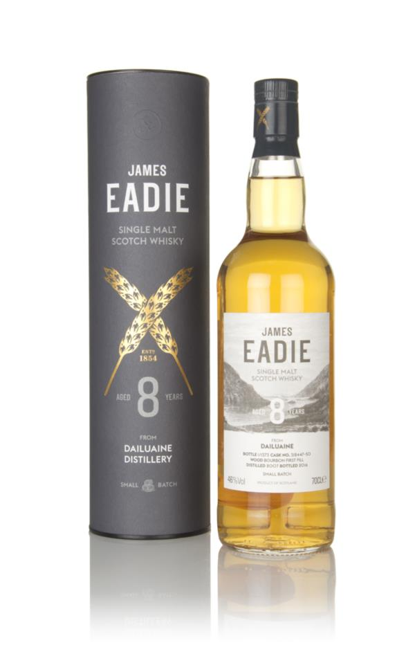 Dailuaine 8 Year Old 2007 - Small Batch (James Eadie) Single Malt Whisky