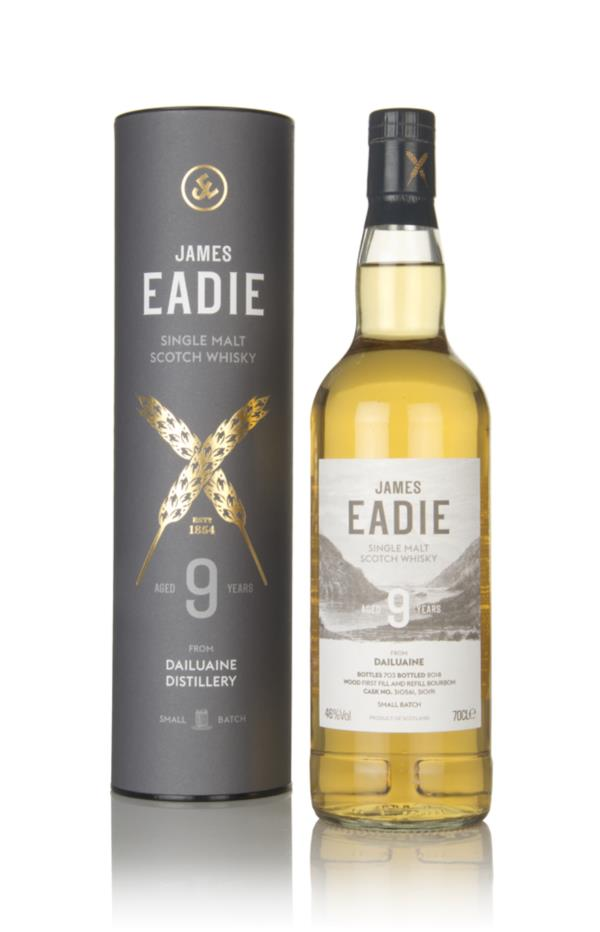 Dailuaine 9 Year Old (casks 310561 & 310191) - Small Batch (James Eadi Single Malt Whisky