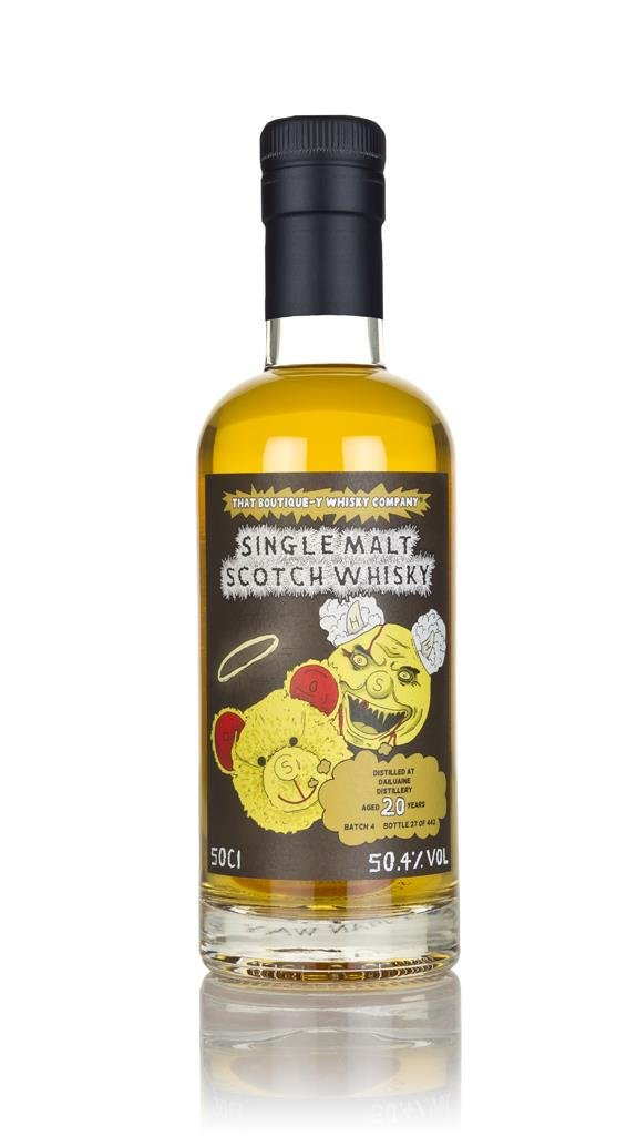 Dailuaine 20 Year Old (That Boutique-y Whisky Company) Single Malt Whisky