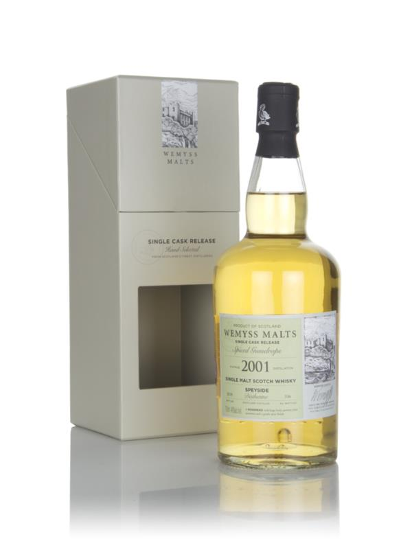 Spiced Gumdrops 2001 (bottled 2018) - Wemyss Malts (Dailuaine) Single Malt Whisky