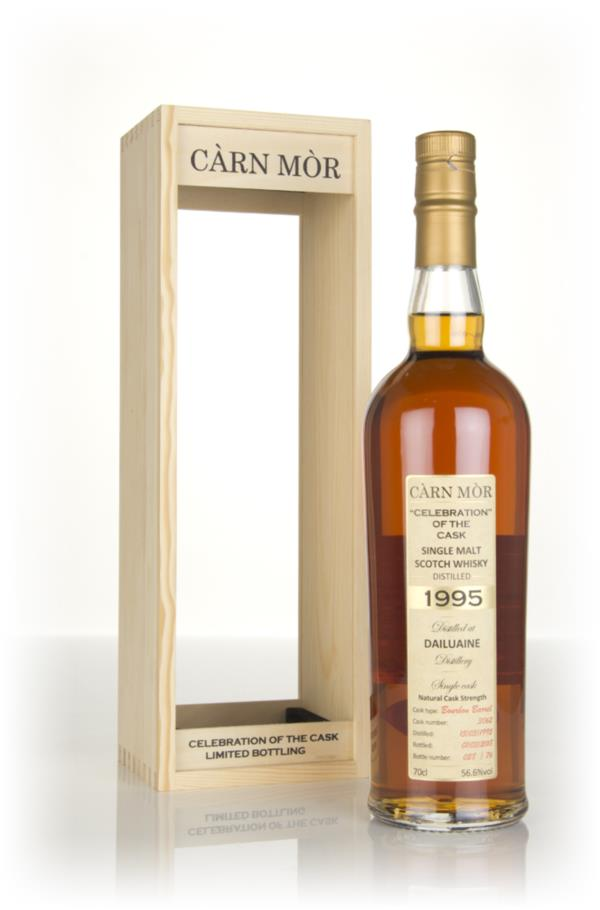 Dailuiane 22 Year Old 1995 (cask 3062) - Celebration Of The Cask (Carn Single Malt Whisky