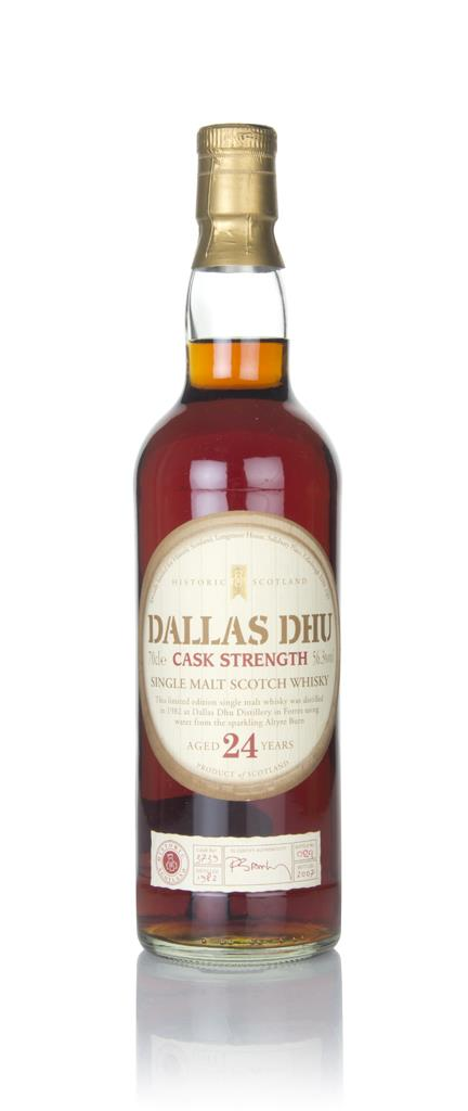 Dallas Dhu 24 Year Old 1982 - Historic Scotland Single Malt Whisky