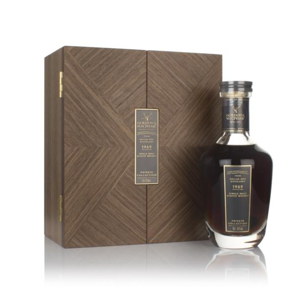 Dallas Dhu 50 Year Old 1969 - Private Collection (Gordon & MacPhail) Single Malt Whisky