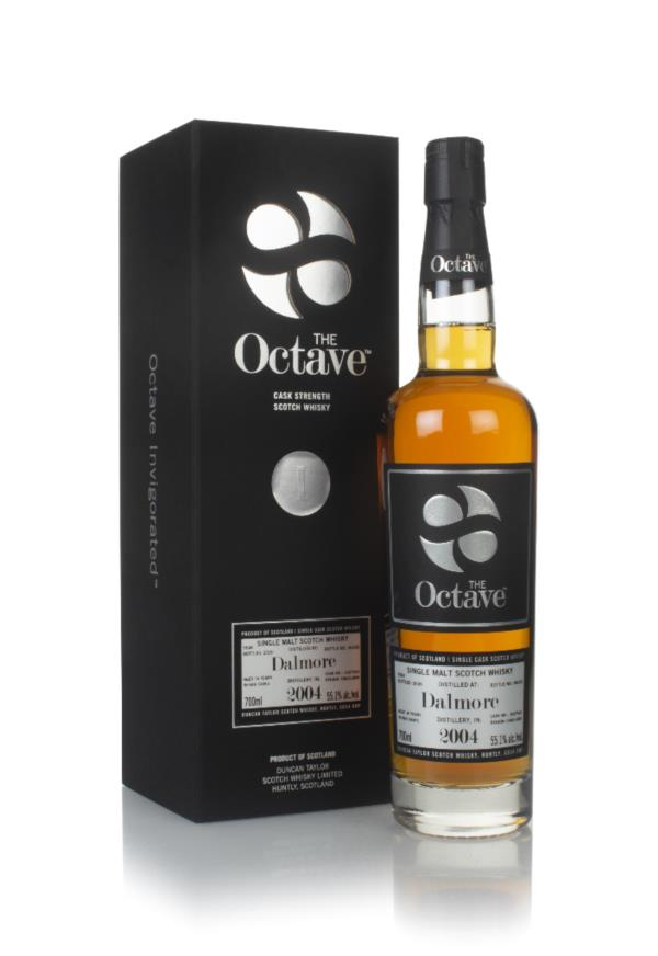 Dalmore 16 Year Old 2004 (cask 1027524) - The Octave (Duncan Taylor) Single Malt Whisky