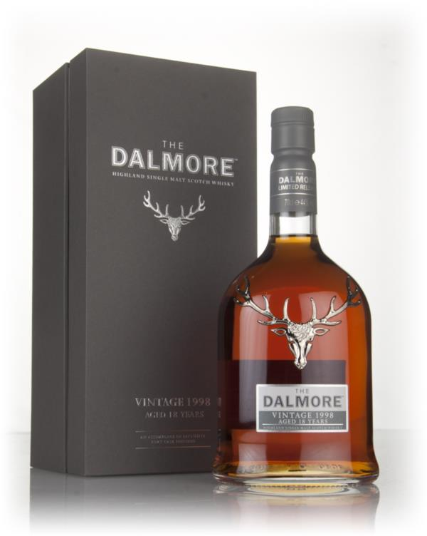 Dalmore 18 Year Old - Vintage 1998 3cl Sample Single Malt Whisky