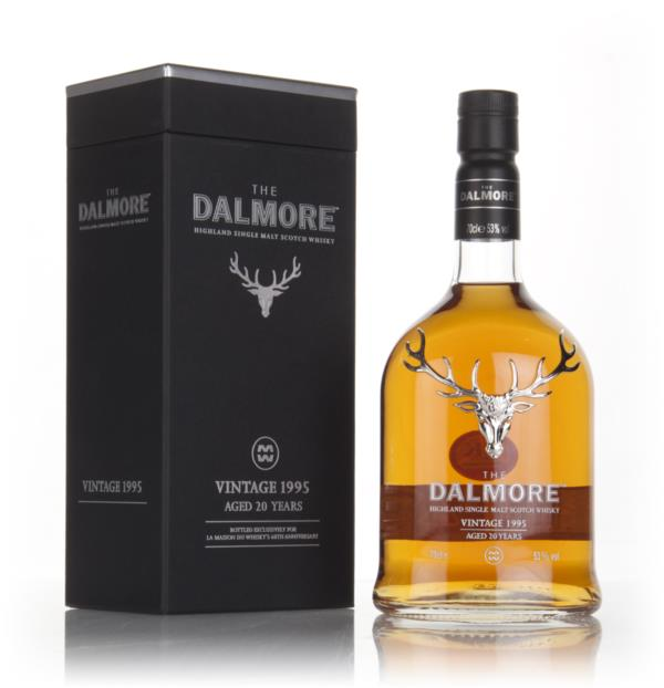 Dalmore 20 Year Old 1995 (La Maison du Whisky 60th Anniversary) Single Malt Whisky