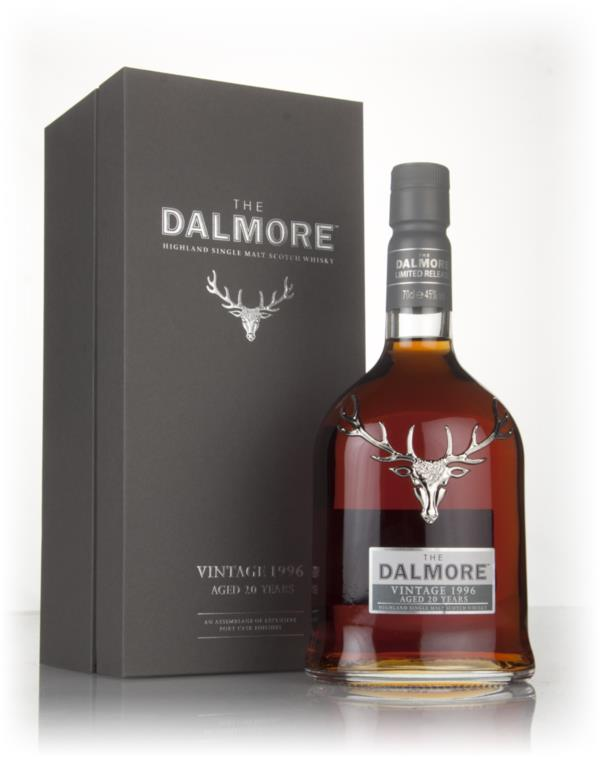 Dalmore 20 Year Old - Vintage 1996 Single Malt Whisky
