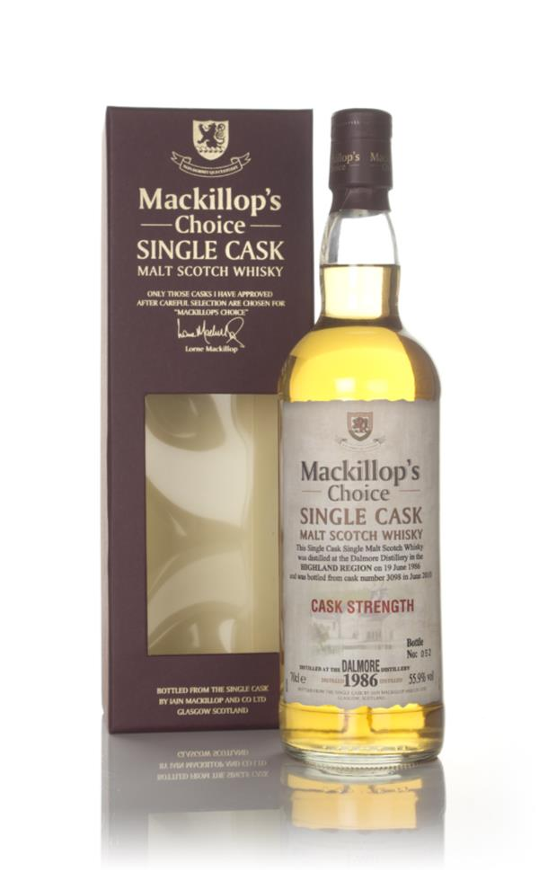 Dalmore 21 Year Old 1986 - Mackillop's Choice Single Malt Whisky