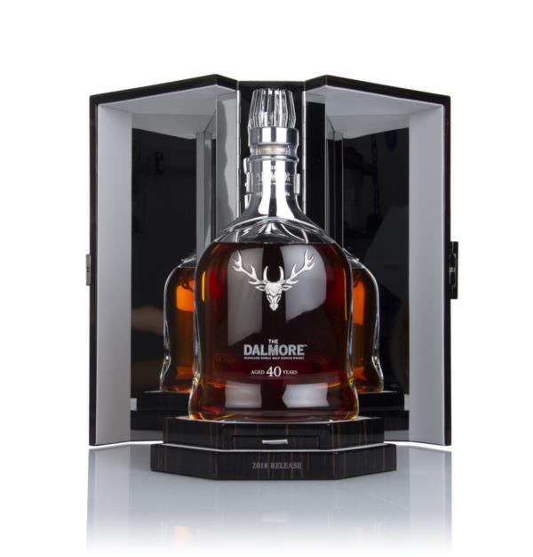 Dalmore 40 Year Old (2018 Release) Single Malt Whisky