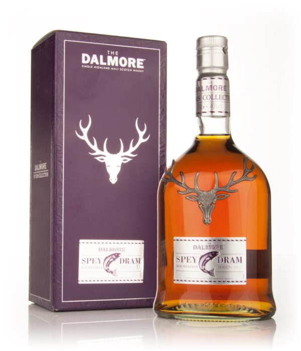 Dalmore Spey Dram - The Rivers Collection 2011 Single Malt Whisky