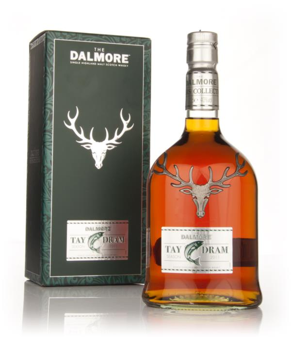 Dalmore Tay Dram - The Rivers Collection 2011 Single Malt Whisky