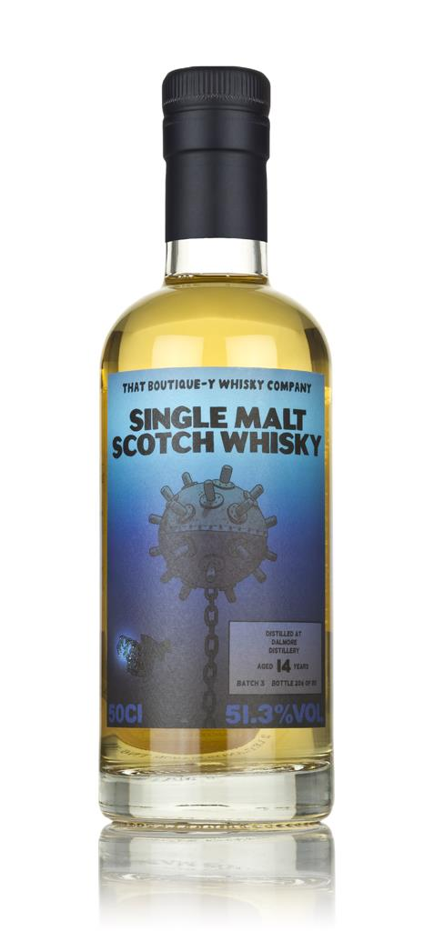 Dalmore 27 Year Old (That Boutique-y Whisky Company) 3cl Sample Single Malt Whisky