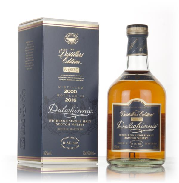 Dalwhinnie 2000 (bottled 2016) Oloroso Cask Finish - Distillers Editio Single Malt Whisky