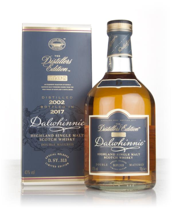 Dalwhinnie 2002 (bottled 2017) Oloroso Cask Finish - Distillers Editio Single Malt Whisky