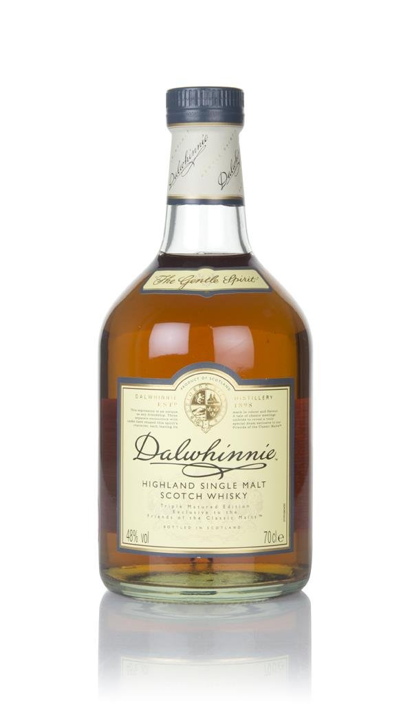 Dalwhinnie Triple Matured Edition Single Malt Whisky
