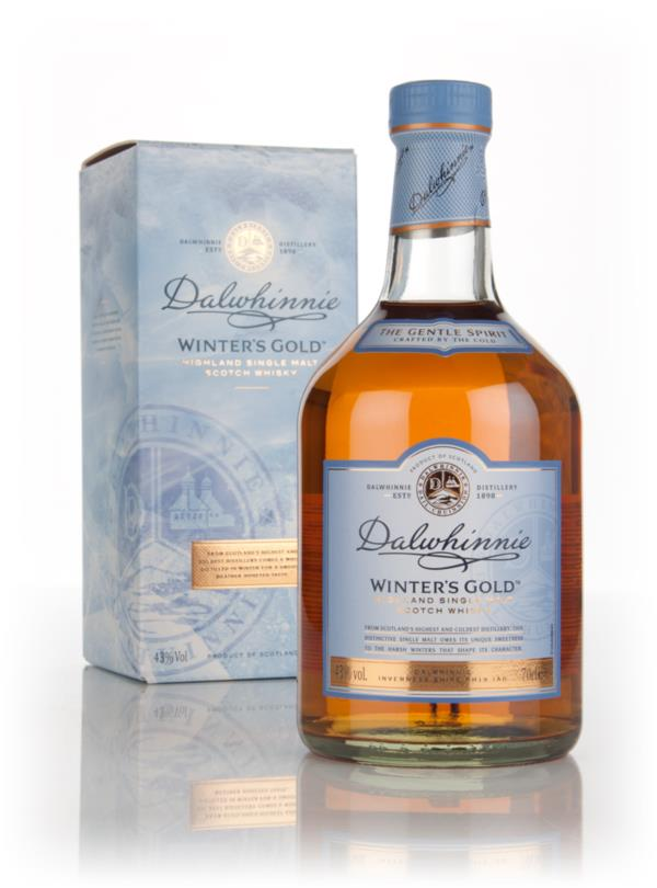 Dalwhinnie Winters Gold Single Malt Whisky