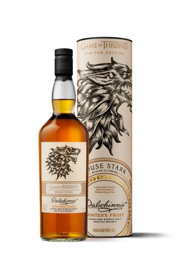 House Stark & Dalwhinnie Winter's Frost - Game of Thrones Single Malts Single Malt Whisky