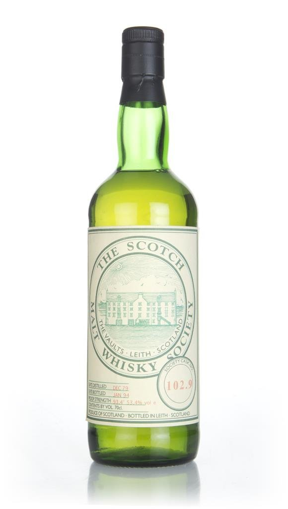 SMWS 102.9 14 Year Old 1979 Single Malt Whisky