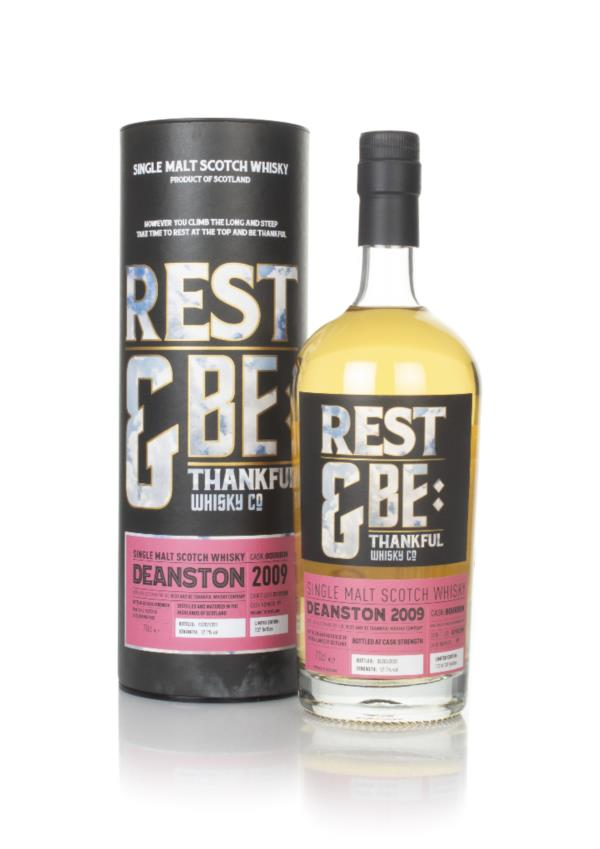 Deanston 10 Year Old 2009 (cask 97) - Rest & Be Thankful Single Malt Whisky
