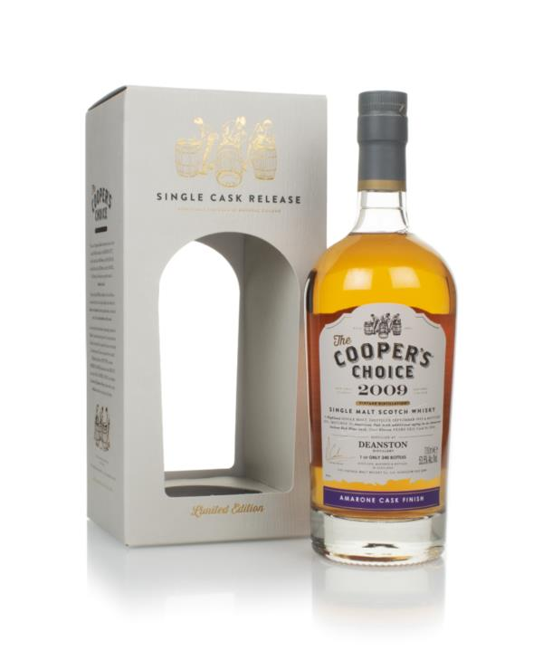 Deanston 11 Year Old 2009 (cask 9046) - The Coopers Choice (The Vinta Single Malt Whisky