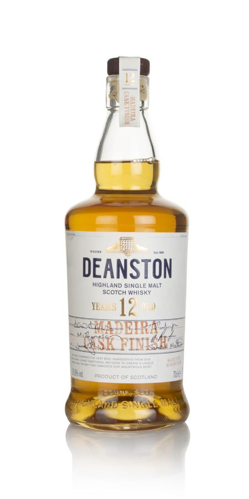 Deanston 12 Year Old Madeira Cask Finish Single Malt Whisky