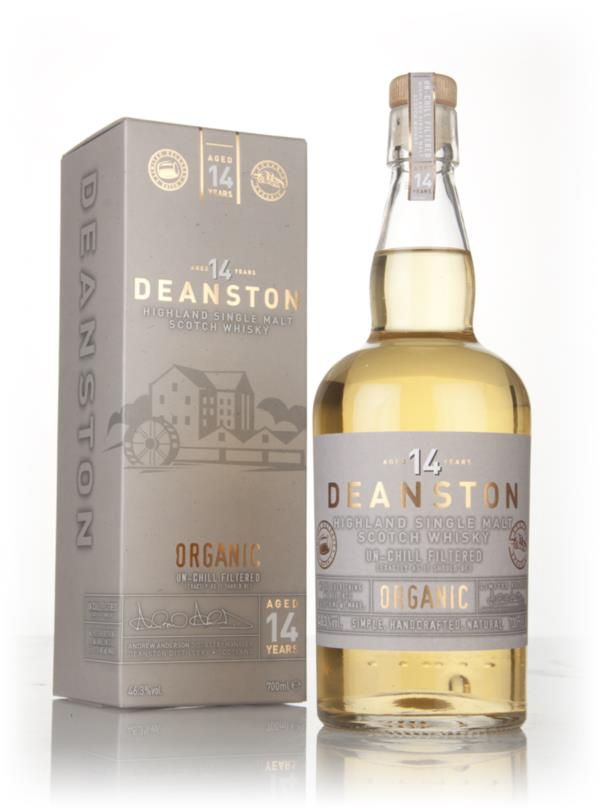 Deanston 14 Year Old Organic Single Malt Whisky