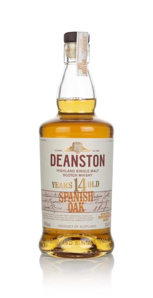 Deanston 14 Year Old Spanish Oak Cask Finish Single Malt Whisky