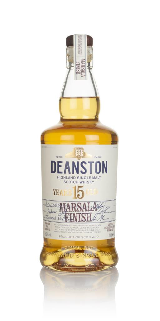Deanston 15 Year Old Marsala Cask Finish Single Malt Whisky