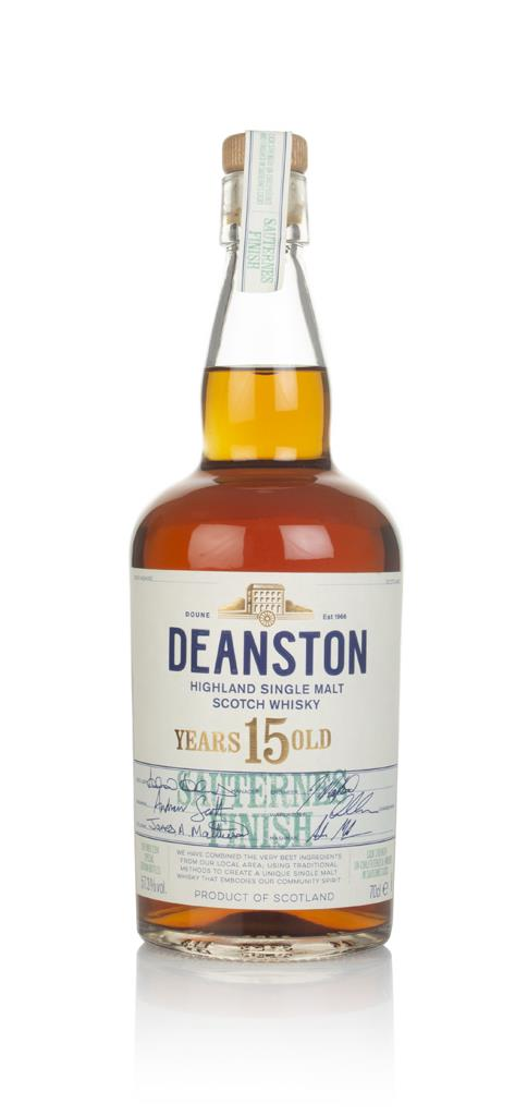 Deanston 15 Year Old Sauternes Cask Finish Single Malt Whisky