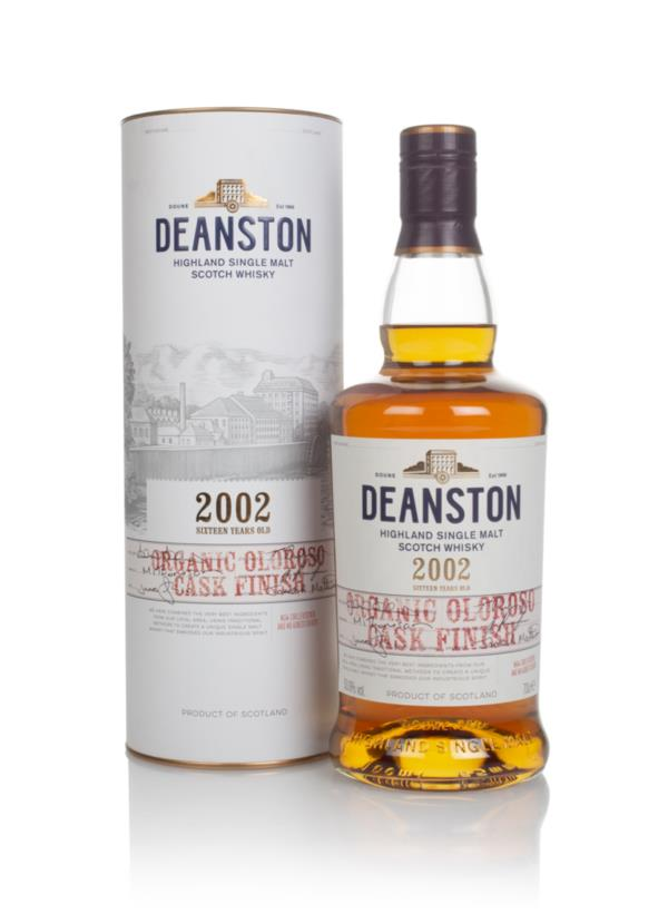 Deanston 16 Year Old 2002 Organic Oloroso Cask Finish Single Malt Whisky