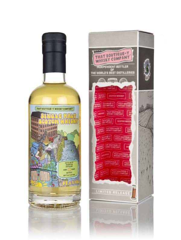 Deanston 18 Year Old (That Boutique-y Whisky Company) Single Malt Whisky