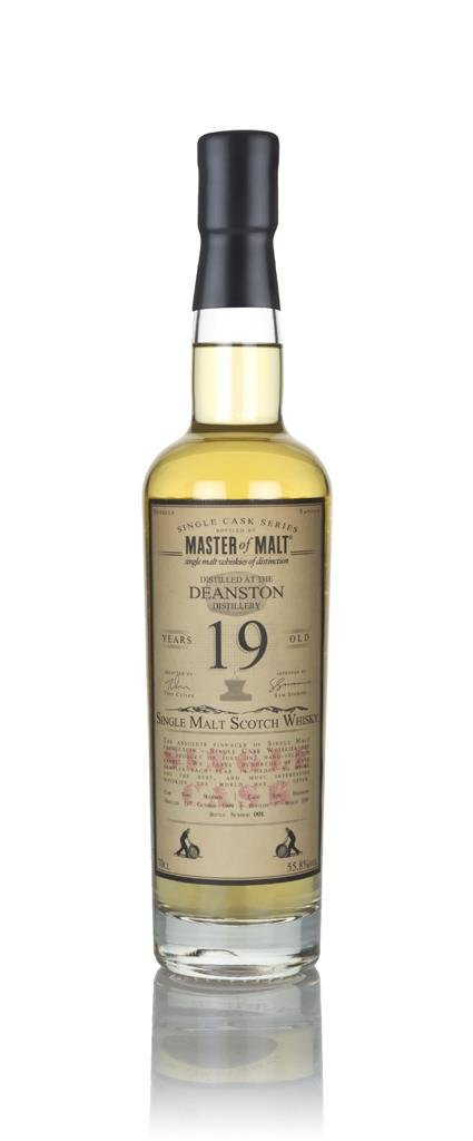 Deanston 19 Year Old 1999 - Single Cask (Master of Malt) Single Malt Whisky