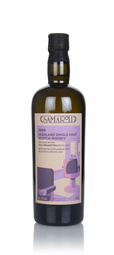 Deanston 1999 (bottled 2018) (cask 2514) - Samaroli Single Malt Whisky