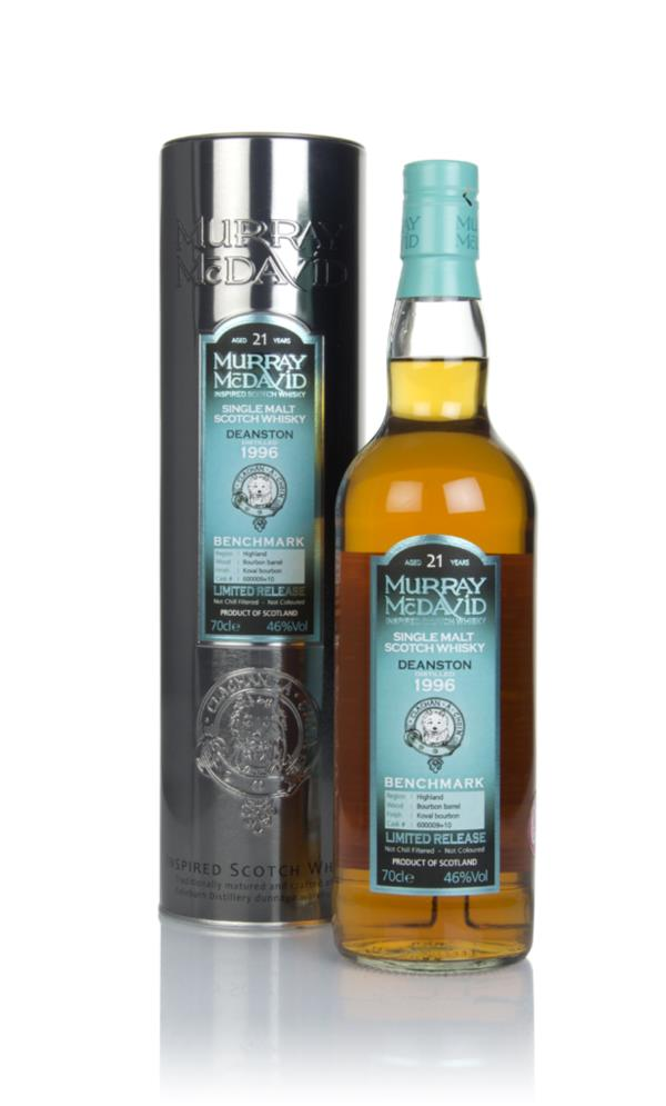 Deanston 21 Year Old 1996 (casks 600009 & 10) - Benchmark (Murray McDa Single Malt Whisky