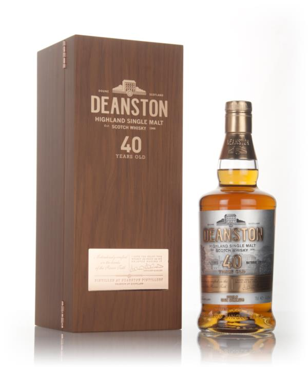 Deanston 40 Year Old 3cl Sample Single Malt Whisky