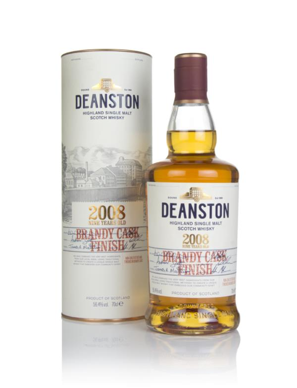 Deanston 9 Year Old 2008 Brandy Cask Finish Single Malt Whisky