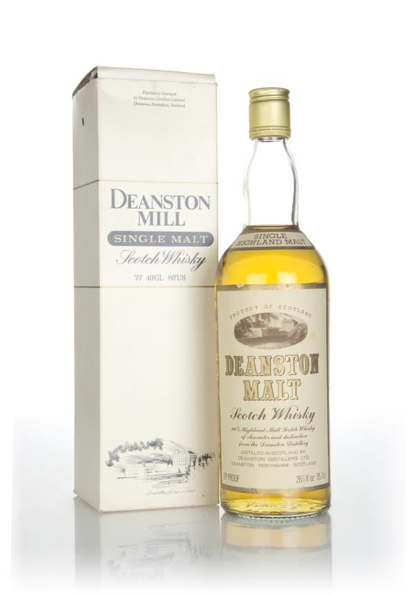 Deanston Malt - 1970s Single Malt Whisky