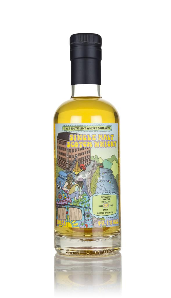Deanston 20 Year Old (That Boutique-y Whisky Company) Single Malt Whisky