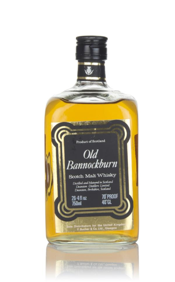Old Bannockburn Single Malt Whisky