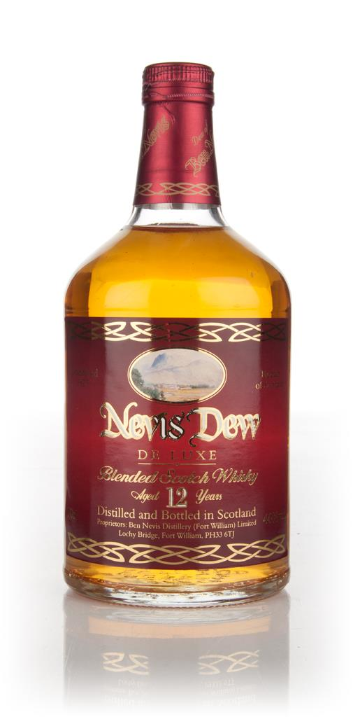 Dew of Ben Nevis 12 Year Old Blended Whisky