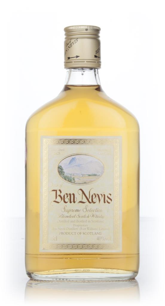 Dew of Ben Nevis Supreme Selection 35cl Blended Whisky