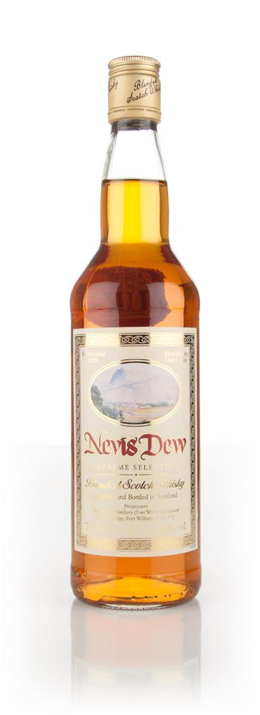 Dew of Ben Nevis Supreme Selection Blended Whisky